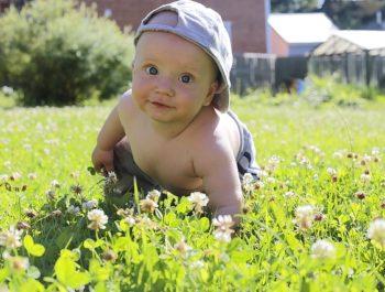 Mennyit tartózkodhat a baba a napon?